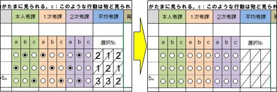 オプションボタンの初期化の例示