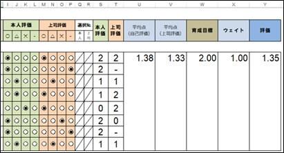 入力シートの計算例画像